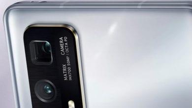 صورة صورة رسمية مسربة للهاتف Honor 30 تؤكد قدومه مع كاميرا أساسية بدقة 50MP
