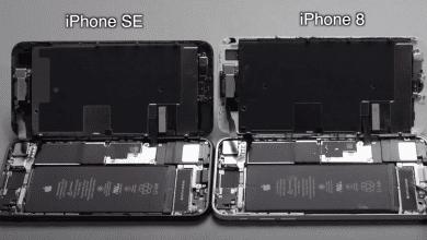 صورة فيديو يستعرض عملية تفكيك هاتف ابل iPhone SE للعام 2020