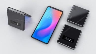 صورة قال Xiaomi أنه يعمل على هاتف Galaxy Z Flip القابل للطي
