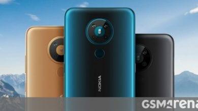 صورة قد تحصل نماذج Nokia 7.3 التجريبية التي تم اختبارها بتصميم كاميرا رباعية جديدة على مستشعر 64 ميجابكسل