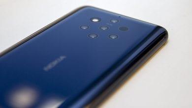 صورة قد يتخلص Nokia 9.3 PureView من إعداد الكاميرا المعقد لشيء أكثر بساطة