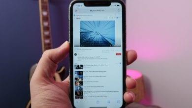 صورة كيفية تشغيل موسيقى YouTube في الخلفية على iPhone