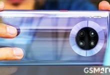 صورة من المتوقع أن تحتوي سلسلة Huawei Mate 40 على عدسة كاميرا حرة الشكل و 5 nm Kirin 1020 الجديدة