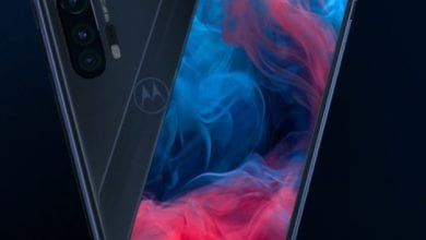 Photo of موتورولا تكشف النقاب رسميًا عن الهاتفين Motorola Edge و +Motorola Edge