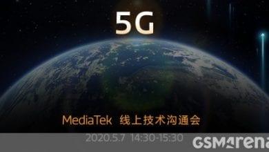 Photo of ميديتيك تكشف عن شريحة جديدة 5G بأسعار معقولة الأسبوع المقبل