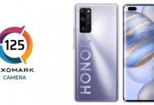 صورة هاتف Honor 30 Pro Plus يحتل المركز الثاني في تصنيف DxOMark