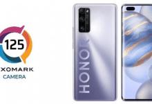 Photo of هاتف Honor 30 Pro Plus يحتل المركز الثاني في تصنيف DxOMark