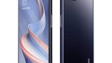 صورة هاتف Oppo A92s يأتي قريباً برقاقة معالج Dimensity 800 ومعدل تحديث 120Hz