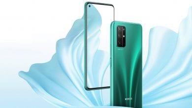صورة هيئة الإتصالات الصينية TENAA تكشف لنا عن تصميم ومواصفات الهاتف Honor X10 القادم
