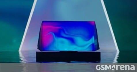 صورة يأتي أول تلفزيون OLED من Huawei قادمًا ، وسيحتوي على لوحة مقاس 65 بوصة و 14 مكبر صوت تحت الشاشة