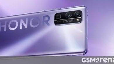 صورة يجلب Honor 30 Pro + كاميرات 50 ميجا بكسل الرئيسية والمنظار ، وشاشة 90 هرتز