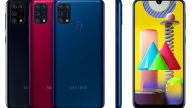 صورة يجلب Samsung Galaxy M31 بطارية ضخمة بسعر مناسب