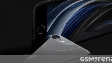 صورة يحتوي Apple iPhone SE (2020) على 3 غيغابايت من ذاكرة الوصول العشوائي ، وبطارية 1821 mAh