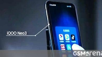 صورة يحصل iQOO Neo3 5G على أكثر من 600000 نقطة AnTuTu ، وسيحتوي على شاشة 144 هرتز مع معدل تحديث تكيفي