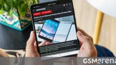 Photo of يشاع أن Samsung Galaxy Fold 2 يحتوي على شاشة داخلية 120 هرتز ، S-Pen