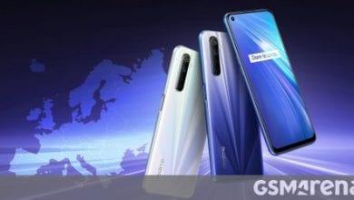 صورة يصل Realme 6 و 6i و C3 إلى أوروبا ومتاحين للطلب المسبق ، ويبدأ الشحن في أبريل