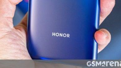 صورة يظهر Honor 30 Pro على Geekbench ، ويؤكد شرائح Kirin 990 5G
