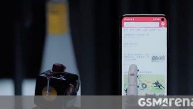 صورة يظهر iQOO Neo3 في فيديو رسمي ، وأكد عرض ثقب لكمة