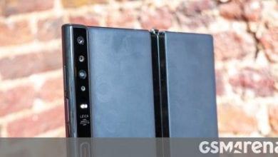 صورة يقول iFixit أن Huawei Mate Xs يصعب إصلاحه بشكل غير مفاجئ