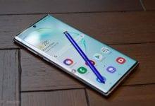 صورة يمكن أن يأتي Samsung Galaxy Note 20 مزودًا بأجهزة Snapdragon 865+