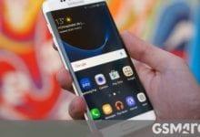 صورة ينتهي دعم Samsung Galaxy S7 و S7 edge