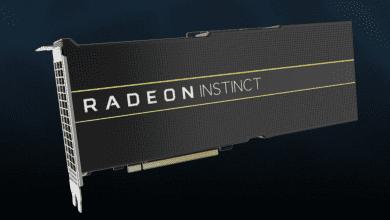 صورة AMD تكشف عن أول إصداراتها من كارت الشاشة بدقة تصنيع 7 نانومتر