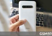 صورة Alleged Meizu 17 Pro حاصل على شهادة 3C مع دعم الشحن 40W