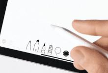 صورة أجهزة الآيباد برو الجديدة لا تدعم الإصدار القديم من Apple Pencil