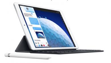 صورة ابل تؤكد على بدء برنامج لإصلاح مشكلة الشاشة في iPad Air مجاناً