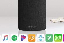 Photo of الآن خدمة Apple Music تدعم مكبرات Echo الصوتية
