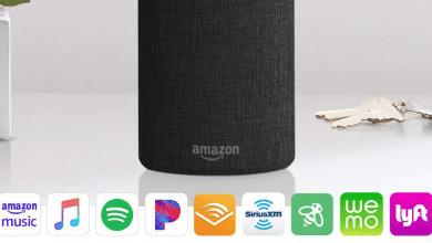 صورة الآن خدمة Apple Music تدعم مكبرات Echo الصوتية