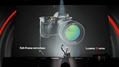 صورة اول كاميرا كاملة الإطار بدون مرآه من باناسونيك تعد بالكثير لعام 2019