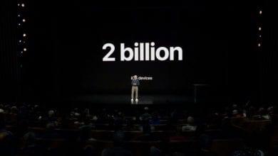 صورة أبل على وشك شحن 2 مليار جهاز يعمل بنظام iOS