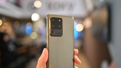 صورة Galaxy S20 Ultra يحصل على المرتبة السادسة في قائمة DxOMark