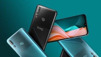 صورة HTC تعمل على الهاتف HTC Desire 20 Pro، وفقا لإشاعة جديدة