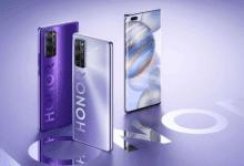 صورة Honor تكشف النقاب عن هاتفي Honor 30 وHonor 30 Pro بشاشة OLED وكاميرة periscope