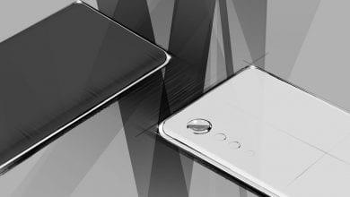 """صورة LG تثير التصميم """"البسيط"""" للهاتف الذكي الجديد"""
