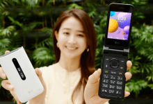 صورة LG تكشف عن هاتف Folder 2 4G القابل للطي بسعر 162 دولار