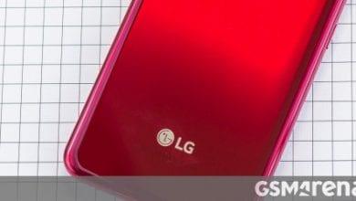 صورة LG ستكشف النقاب عن خط استبدال سلسلة G في 15 مايو