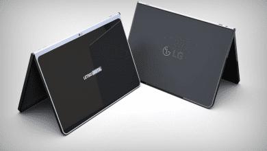 صورة LG تخطط لإطلاق جهاز لوحي يضم لوحة مفاتيح تتصل لاسلكياً بالجهاز