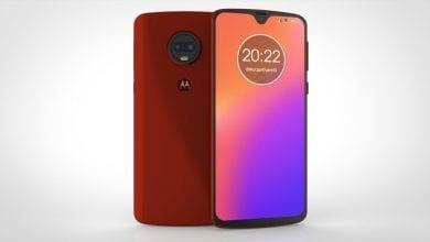 صورة صور تكشف عن التصميم المتوقع لهاتف Moto G7
