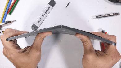 Photo of إختبار تحمل أجهزة آيباد برو الجديدة يكشف سهولة في الانحناء