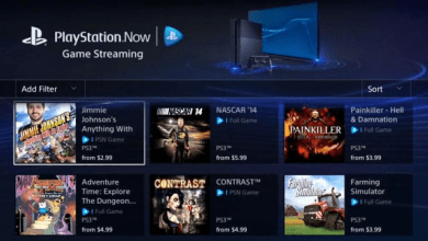 PlayStation Now streaming service