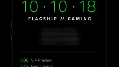 صورة Razer تعلن عن مؤتمرها القادم في 10 من أكتوبر