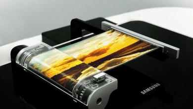 صورة تسريب وبيع وثائق تقنية سامسونج في الشاشات المرنة بقيمة13.85 مليون دولار