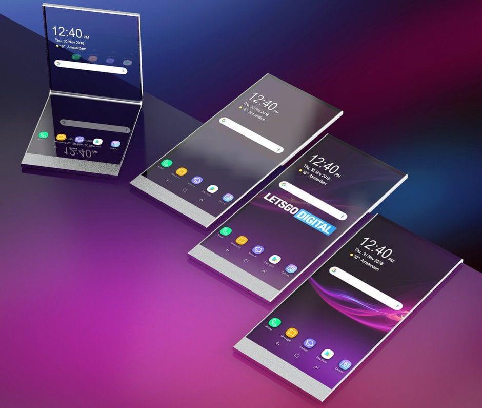 Sony-transparent-smartphone