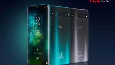 صورة TCL تكشف النقاب كليًا عن هواتفها الذكية الثلاثة، TCL 10 Pro و TCL 10 5G و TCL 10L