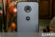 صورة Verizon & # 039؛ s Moto Z4 يتلقى تحديث Android 10