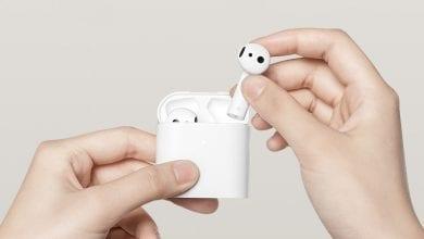 صورة Xiaomi تكشف عن سماعات الأذن اللاسلكية الجديدة Xiaomi Mi Air 2S، وتُكلف 56$