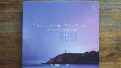 صورة مؤتمر Xiaomi القادم في 17 سبتمبر للإعلان عن الساعات الذكية